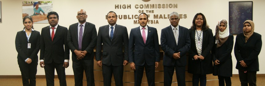 Vice President Visits the High Commission